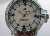 reloj tommy hilfiger acero inoxidable modelo 2011 en guayaquil-ecuador