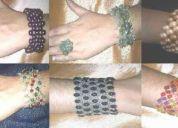 bisuteria: pulseras - anillos - conjuntos - llaveros