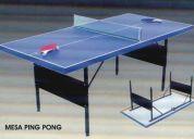 Ping-pong en ambato