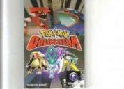 Juego original pokémon colosseum para game cube