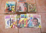 Comics, antiguas revistas de tamakun y otros