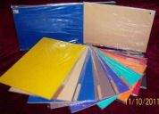 Fabricante material didactico