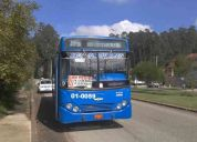 Vendo bus tipo