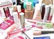 Vendo lote 40 piezas cosméticos  revlon, maybelline, loreal, covergirl: ecuador