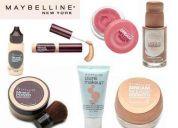 Vendo lotes de cosméticos de loreal, rimmel, covergirl, maybelline