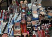 Revlon, maybelline, loreal, covergirl : por lotes y al detalle ideal para boutique