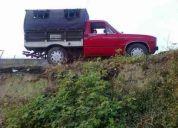 camioneta del 1981 en perfectas condiciones papeles en regla un solo dueño