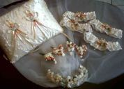 Venta de vestido de novia  y aceesorios