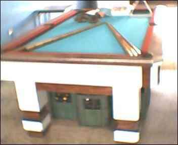 Venta de mesa de billar pool ambato segunda mano bellavista - Mesa billar segunda mano ...