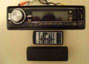 Radio jvc con dvd/cd mp3 player
