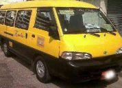 Vendo furgoneta hyundai  h100  aÑo 2003