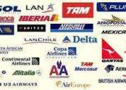 Vendo pasajes aereos ...si tienes el precio más bajo y sobre ese damos el 10% dsct