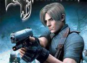 Resident evil 4 y 5