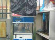 Surtidores de combustible para estacion de servicio