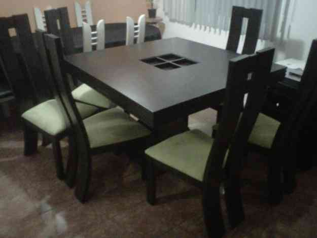 Vendo juego de comedor moderno y muebles quito otras for Muebles y comedores modernos