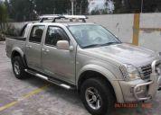 Vendo flamante camioneta chevrolet d-max 3.5 v6 4x4 full 2006