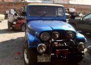 Jeep cj 7 flamante