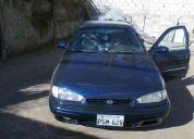 Vendo o cambio vehiculo hiunday elantra por suzuki forza ii del 94 o 95