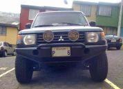 Mitsubishi montero 3p 2600cc