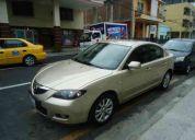 Mazda 3 sedan 2008  automatico  full equipo
