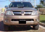Toyota hilux 3.0 4x4 srv tdi dc aut