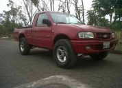 Camioneta  chevrolet luv 2003 gasolina 2.2 perfecto estado $10300 negociables