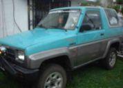 Daihatsu feroza 1992