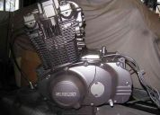 Vendo  motor suzuki gs 500