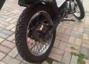 Moto jianshe 200cc 500 dolares