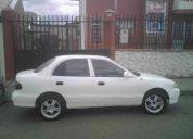 Vendo hyundai blanco 1998 llamar 095981909