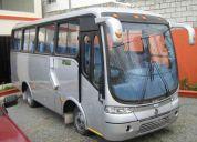 Bus escolar, turismo  o de personal para 20 pasajeros