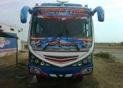 Venta de bus hino gd aÑo 2004