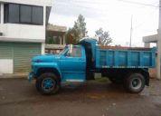 Volqueta ford 90