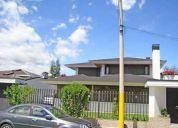 Amplia casa de alquiler  en cumbaya, cerca al  supermaxi
