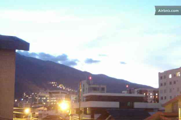 ..ECUADOR..  Calle El Telégrafo (N   in Quito
