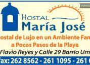 Hostal maria jose  hwy   in manta
