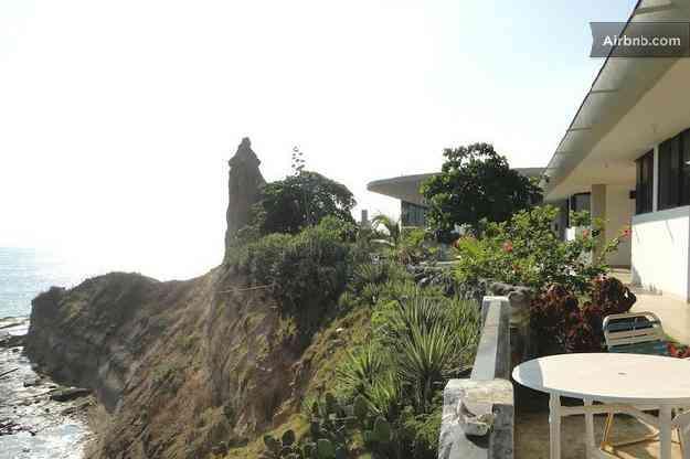 Casa en la playa de Montañita  Hwy   in Don Pancho