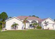 Villa : 1/6 personas - piscina - rotonda  costa del golfo  florida  estados unidos