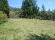 De oportunidad vendo lote de terreno en cumbayá de 600 m2, zona san patricio alresidencial