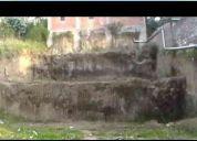 Vendo terreno 250 m cuadrados al sur chillogallo