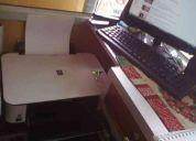Vendo cyber cabinas telf. 083752699 $ 6000 negociables