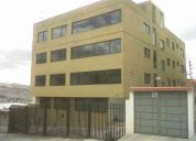 Edificio en venta sector rumiñahui -  av. real audiencia