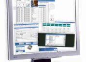Desarrollo de sistemas standard y a medida, sitios web