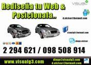 Paginas web, visualg3, empresas de diseño de paginas web en quito ecuador posicionamiento