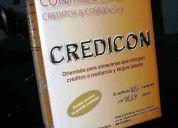 """Sistemas administrativos contables para crÉditos y cobranzas """"credicon"""""""