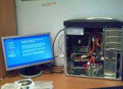 Ofrecemos servicio especializado de mantenimiento y reparación de computadoras y laptops