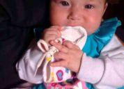 Esta es la fotografia de mi pequeña..