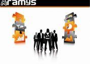 Agencia aramys marketing & publicidad/ evento a nivel nacional & internacional