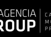agencia de modelos, audiovisuales y casting