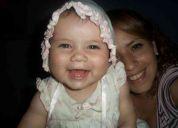 Bebe de 9 meses,hermosa